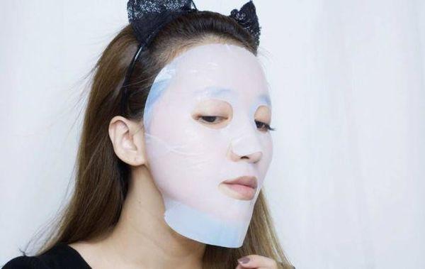 敷完面膜后要洗脸吗