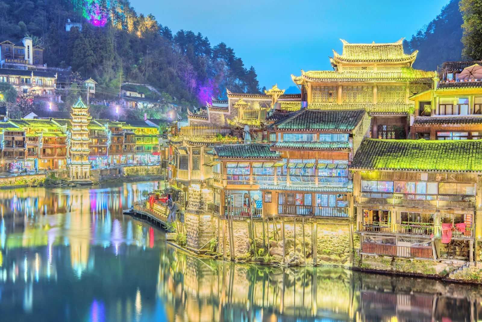 湖南最最出名景點,湖南最值得去的大景點排行榜