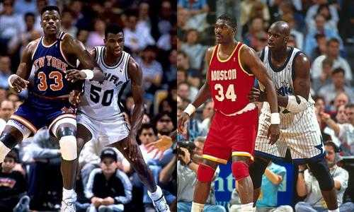 NBA曆史大鋒排名,NBA曆史前鋒是誰