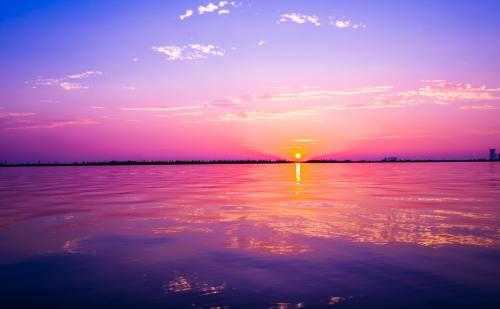全球十大最美日落景点排行,全球最美日落景点在哪