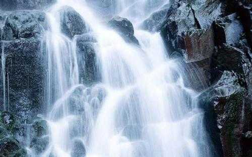 中国有哪些瀑布,中国的瀑布排名