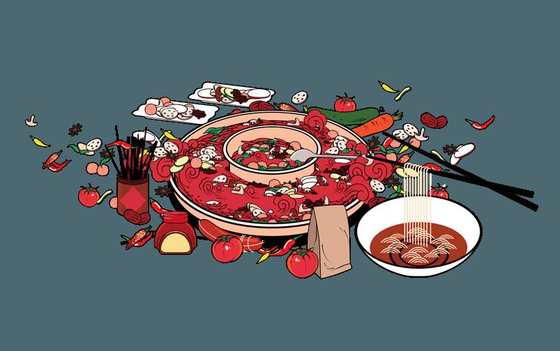 火锅十大必点配菜排名,火锅配菜有哪些