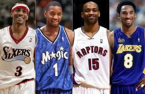 NBA历史十大得分后卫排名,NBA历史前十得分后卫是谁