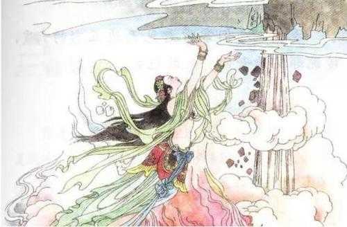 國民间神话故事,國神话故事有哪些