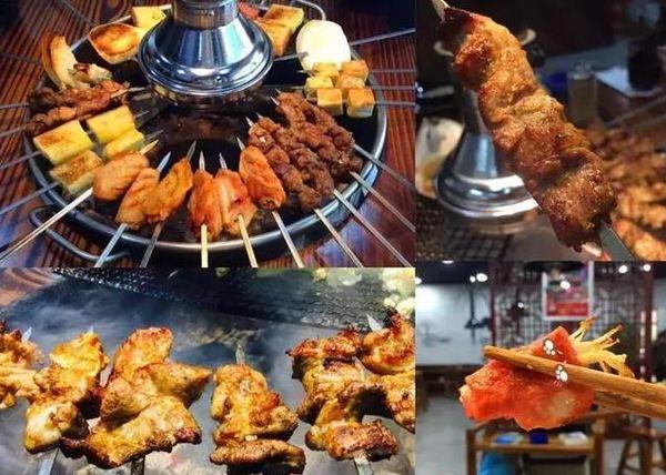 苏州烤肉店排行榜