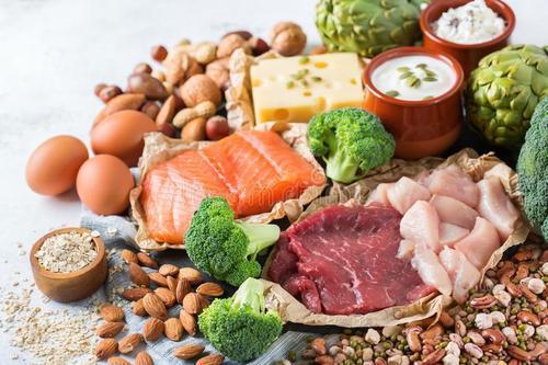 十大高蛋白食物排行榜,哪些食物蛋白质含量高?