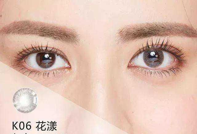 十大美瞳品牌排行榜_新手买什么牌子的美瞳