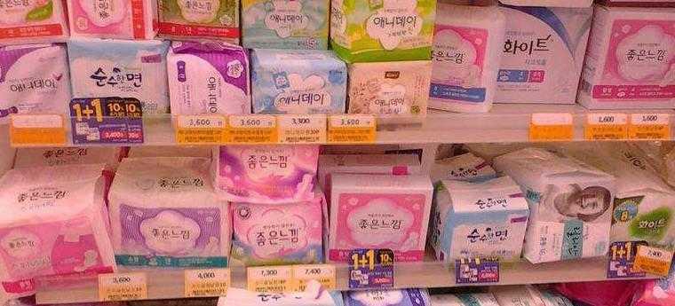 2020中国最安全的卫生巾品牌_适合学生的卫生巾排行
