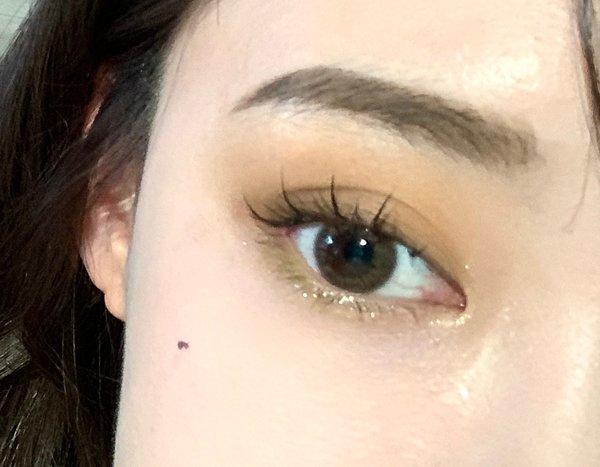 Flortte叽叽喳喳双色眼影试色大全附眼影教程