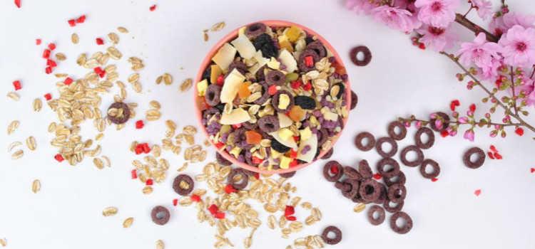 混合水果燕麦片怎么吃_水果燕麦片冲泡方法