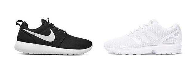 阿迪达斯和耐克鞋子哪个好_阿迪达斯和耐克鞋子哪个穿着舒服