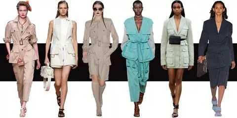2020夏季女装流行的趋势_夏季女装流行趋势分析