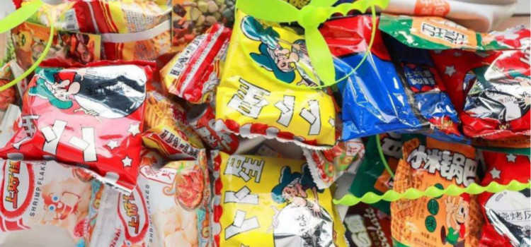 在超市必買好吃的零食_超市常見好吃的零食