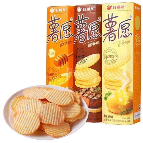 什么牌子的薯片最好吃_中国十大薯片品牌