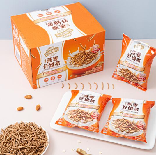 西澳阳光燕麦纤维条好吃吗_西澳阳光燕麦纤维条测评