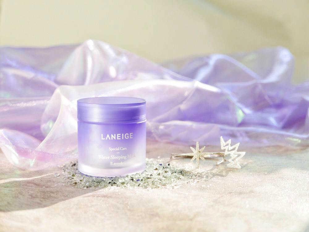 兰芝睡眠面膜紫色和蓝色区别_兰芝睡眠面膜紫色和蓝色哪个好用
