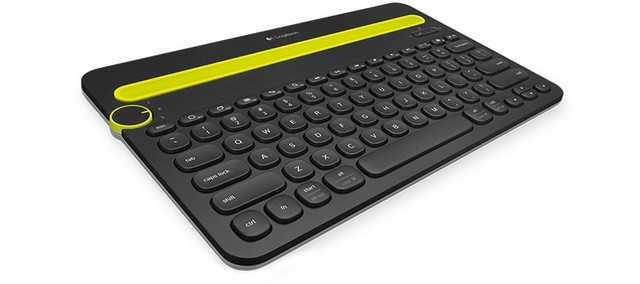 罗技k480怎么样_罗技k480键盘快捷键教程