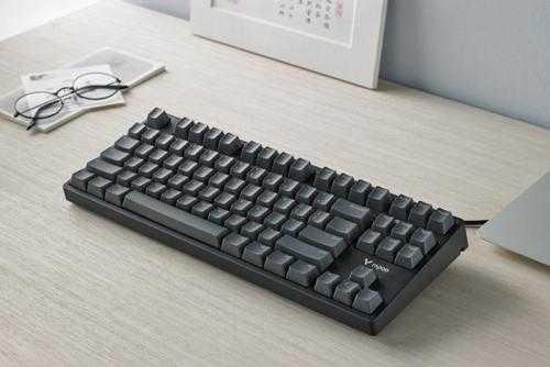 雷柏V860-87遊戲机械鍵盤怎么样_雷柏V860-87机械鍵盤测评