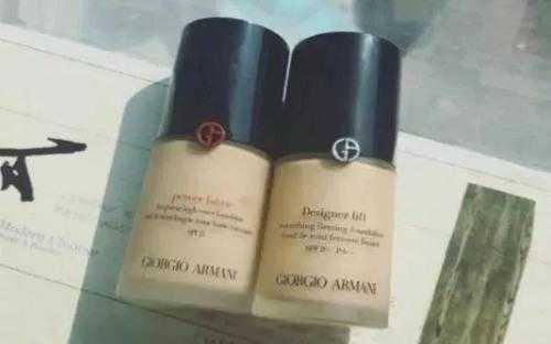阿玛尼大师粉底液2号和3号哪个白_阿玛尼大师粉底液色号怎么选