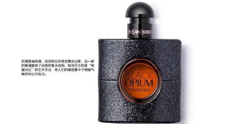 圣罗兰香水哪款最受欢迎_除了黑鸦片你还知道哪款