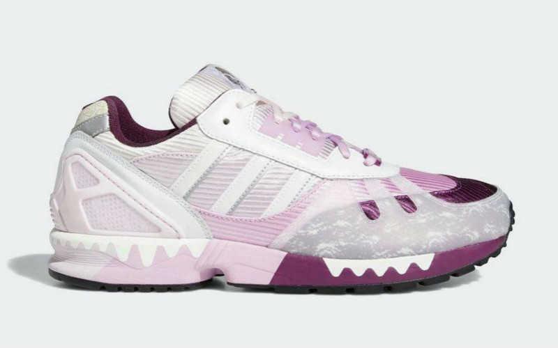 喜茶HEYTEAxadidas Originals ZX 7000 联名鞋怎么样_喜茶与adidas联名鞋款