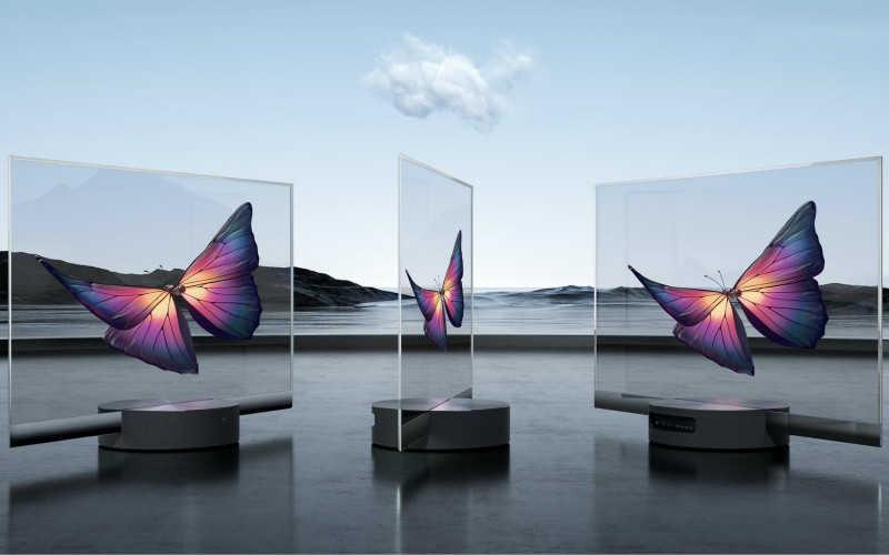 小米透明电视多少钱一个_小米透明电视机原理