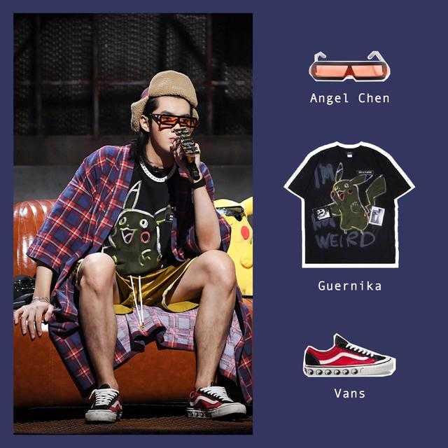 2020嘻哈风格的服装怎么搭配_2020中国新说唱吴亦凡嘻哈风造型介绍