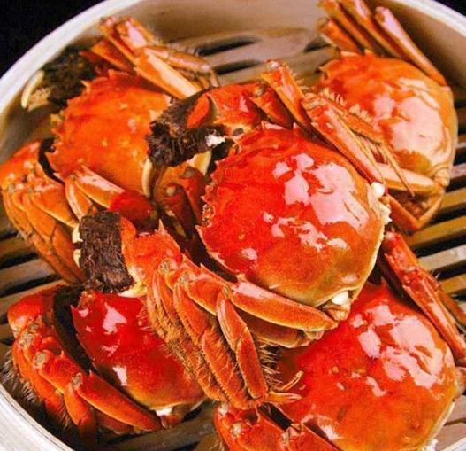 大闸蟹的做法_大闸蟹蒸多久最好吃