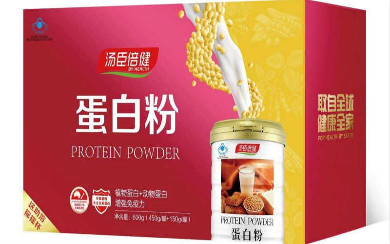 汤臣倍健蛋白质粉能增肌吗_汤臣倍健蛋白质粉的功效和作用