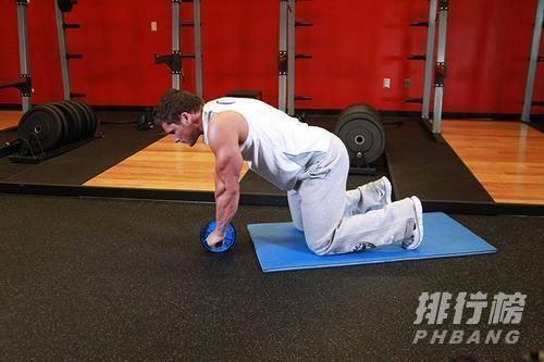 健腹轮有什么作用与功效_健腹轮能减肚子吗