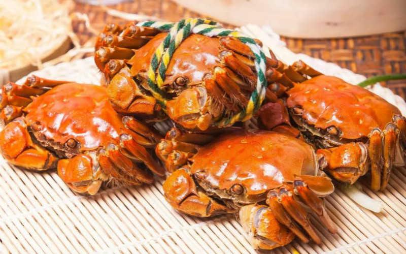 上海大闸蟹做法嗨蟹蟹_上海大闸蟹什么时候可以吃到