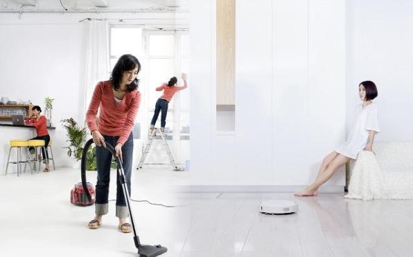 扫地机器人和吸尘器哪个比较实用_扫地机器人和吸尘器哪个更好用
