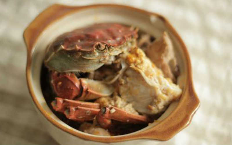 排骨大闸蟹做法大全家常_螃蟹和排骨炖汤的做法
