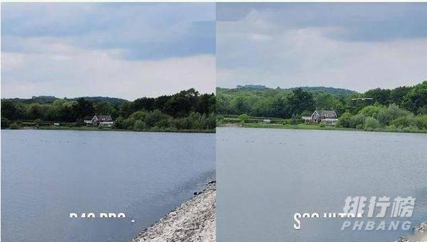 三星s20ultra和华为p40pro+拍照对比