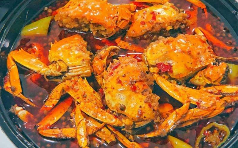 排骨红烧大闸蟹做法大全家常_排骨螃蟹怎么做好吃