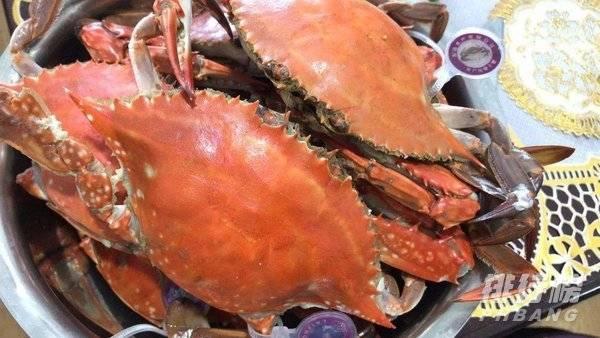 中国最好吃的螃蟹排行_中国十大名蟹排行榜