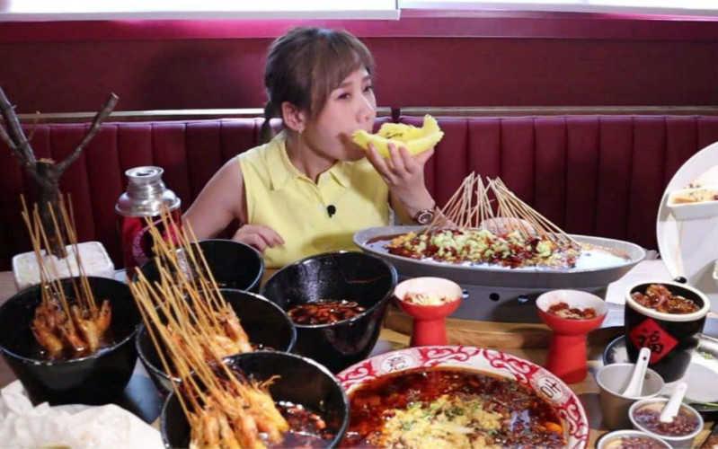 2020中国吃播主播排名_中国有名的吃播主播