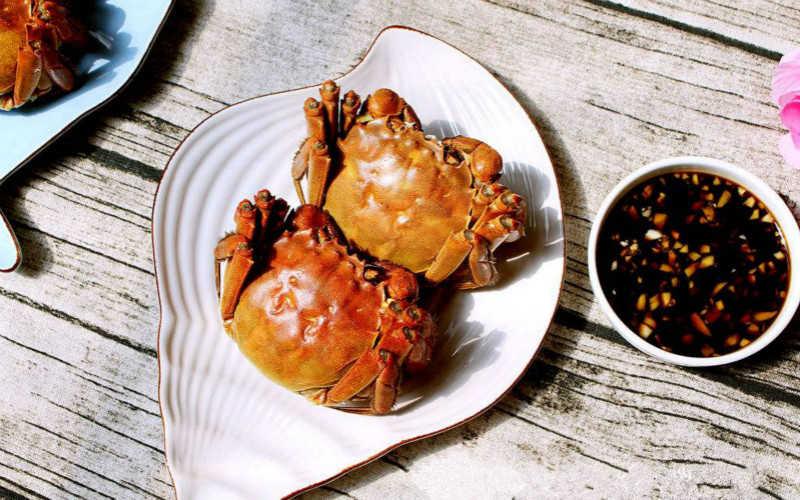 大闸蟹吃法错了_螃蟹的正确吃法