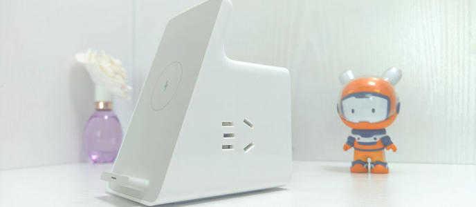 小米立式无线充插座怎么样_小米立式无线充插座值得买吗