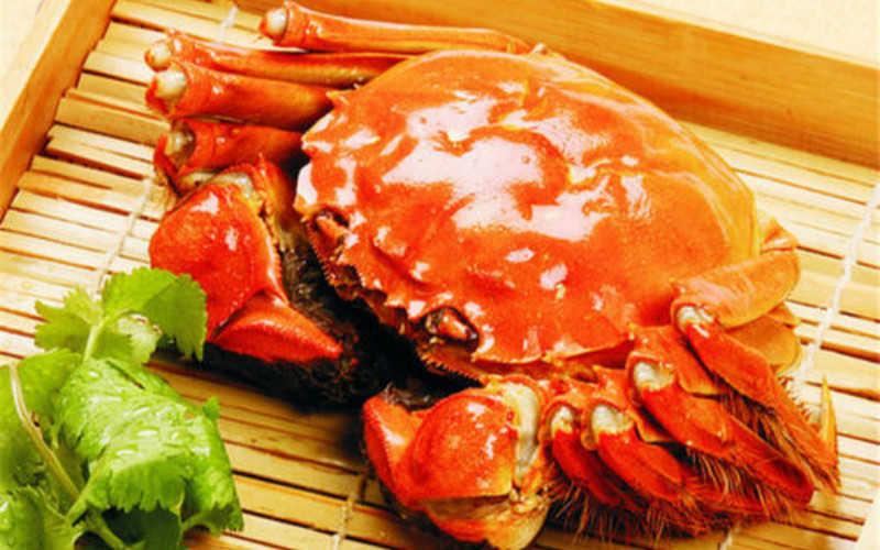 红膏大闸蟹的吃法_江苏红膏大闸蟹怎么样