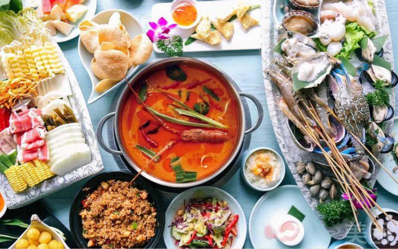 火锅大闸蟹怎么吃法_螃蟹放火锅多久可以吃
