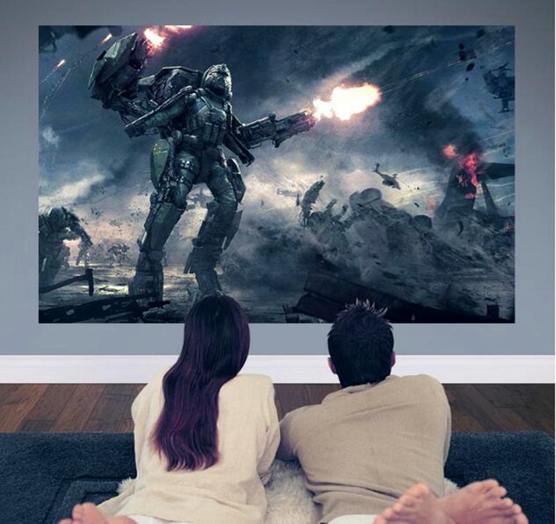 投影仪和电视哪个好一点_投影仪和电视应该选哪个