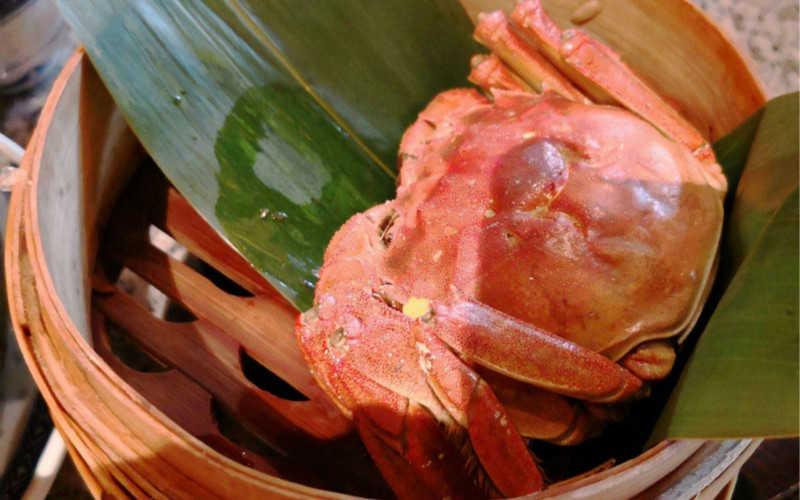 青岛大闸蟹品牌好不_青岛吃螃蟹的地方推荐