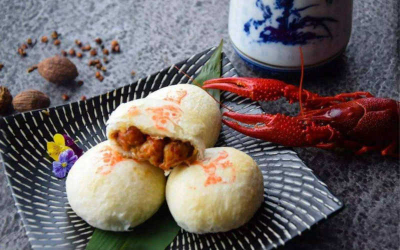 小龙虾月饼的做法窍门_龙虾月饼馅如何制作