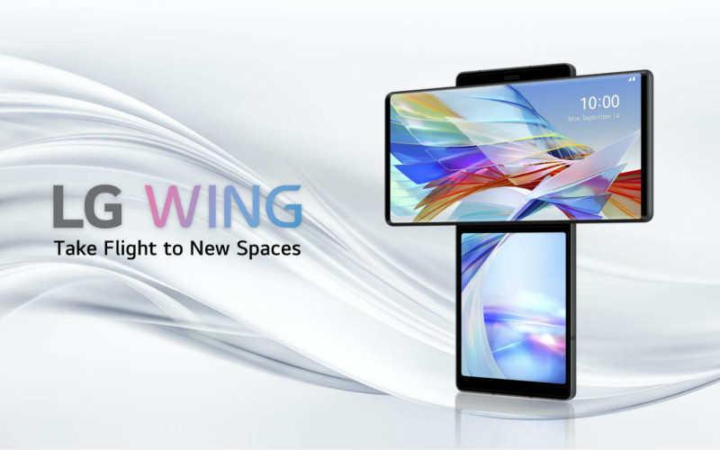 LG Wing手机参数配置_LG Wing手机什么时候发布