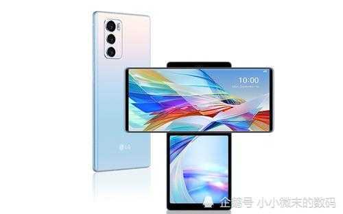 LG Wing手机发布_LG Wing手机参数详情