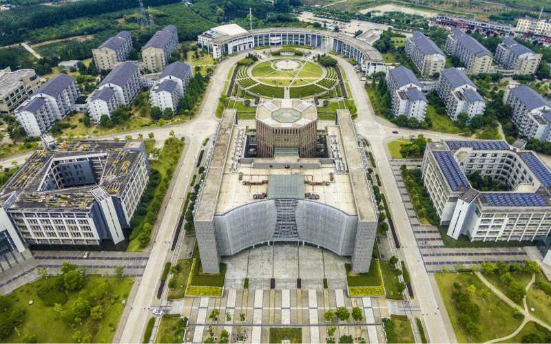 安徽大学排名2020最新排名_2020安徽大学排名前十所