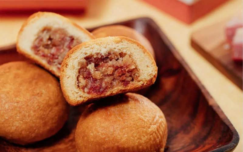 硬壳火腿月饼的做法及配方_自制火腿月饼的家常做法大全