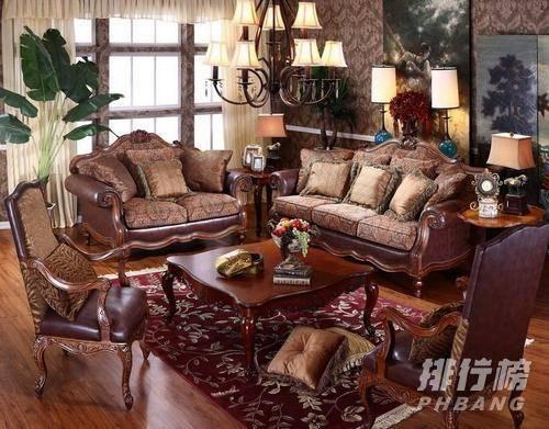 沙发品牌排行榜前十名_沙发品牌十大排名榜