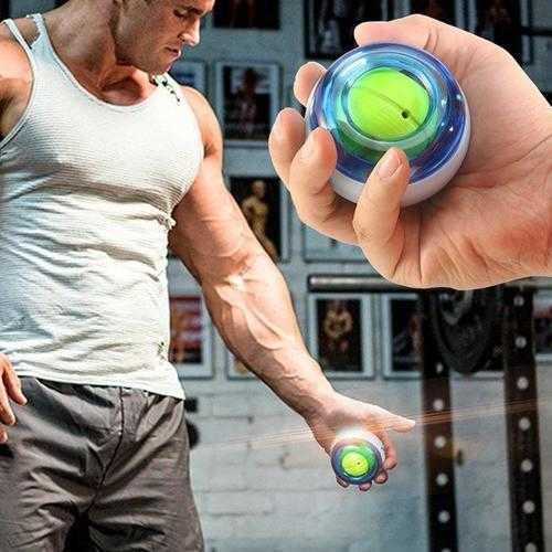 腕力球原理分析_腕力球越转越快的原理